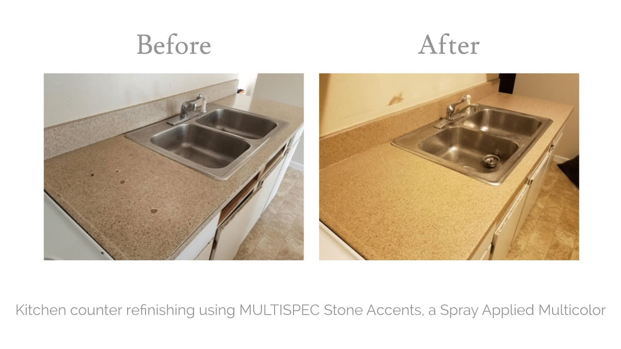 Tubkote West Michigan Countertop Refinishing